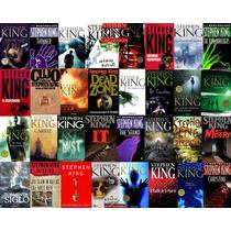 Stephen King Colección De Libros Digitales 2x4 Gratis