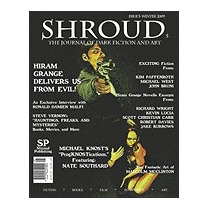 Shroud 5: The Journal Of Dark Fiction And Art, Timothy Deal