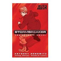 Alex Rider: Stormbreaker: The Graphic, Anthony Horowitz