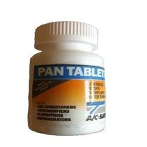 Pan Tablets - 30 De Recuento: Limpia Escoria En Drain Sarten