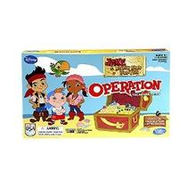 Operación Juego Treasure Hunt Jake Y Los Piratas De Nunca Ja