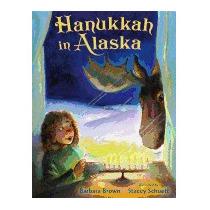 Hanukkah In Alaska, Barbara Brown
