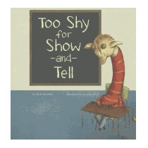 Too Shy For Show-and-tell, Beth Bracken