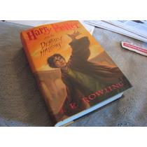 Harry Potter And The Deathly Hallows En Pasta Dura! Nuevo