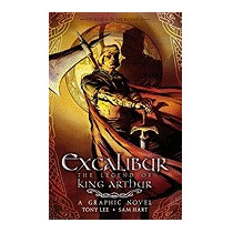 Excalibur: The Legend Of King Arthur, Tony Lee