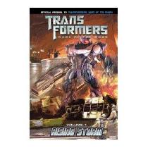 Transformers: Dark Of The Moon: Rising Storm,, John Barber