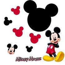 Compañeros Rmk1506gm Mickey Mouse Pizarra Cáscara Y Del Pali