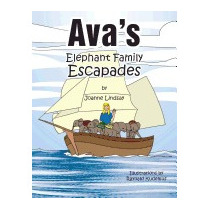 Avas Elephant Family Escapades, Joanne Lindsay
