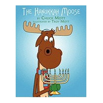 Hanukkah Moose, Chuck Mott
