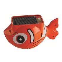Sun Fish Solar Flotante Luz De Grupo