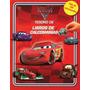 Tesoro De Libros De Calcomanias: Disney Cars 2