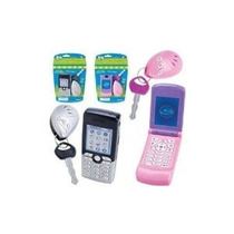 Lets Go Set: Juega Tapa Del Teléfono Celular Y De Alarma Key