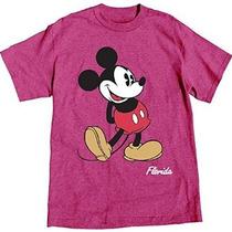 De Disney Mickey Mouse Mujeres Florida Plus Size T Shirt