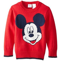 Mickey Mouse Niños Suéter Disney Little Boys