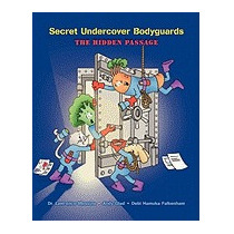 Secret Undercover Bodyguards: The Hidden, Lawrence Messina