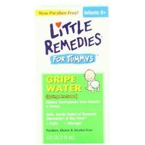 Pequeños Remedios Tummys Gripe Agua 4 Fluid Ounce