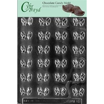 Cybrtrayd M082 Bite Size Arcos Chocolate Candy Mold Con Excl