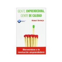 Libro Gente Emprendedora Gente De Calidad *cj