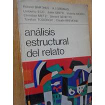 Análisis Estructural Del Relato Roland Barthes,
