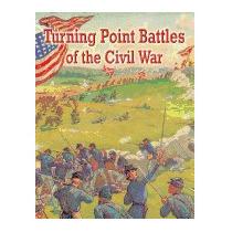 Turning Point Battles Of The Civil War, Sandra J Hiller
