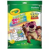 Crayola Color Maravilla: Toy Story Coloring Book Y Marcadore