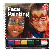 Face Painting [with Water-based Paints], Klutz Press