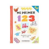 Libro Mi Primer 123
