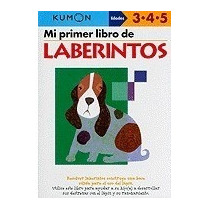 Mi Primer Libro De Laberintos, Kumon Publishing0
