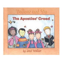 Apostles Creed - Follow And Do, Joni Walker