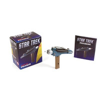 Star Trek Light-up Phaser, Running Press