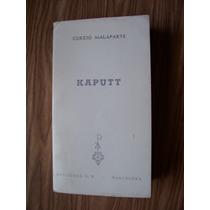 Kaputt(libro De Guerra)-aut-curzio Malaparte-plaza Janes-rm4