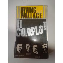 Libro El Complot / Irving Wallace Op4