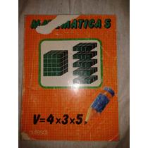 Libro Matematicas 5 Nutesa Op4