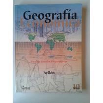 Libro Geografia Economica Teresa Ayllon Op4