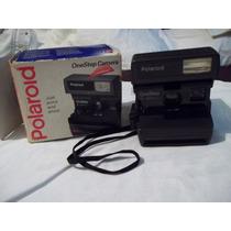 Cámara Instantánea Polaroid (retro Coleccionistas) Excelente