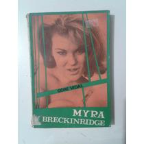Libro Myra Breckinridge Gore Vidal 1968 Pm0