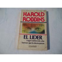 Libro El Lider, Harold Robbins.