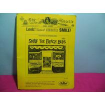 Libro Los Beach Boys En Ingles / Look Listen Vobrate Smile