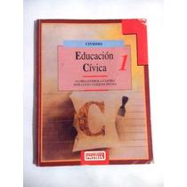 Libro Educación Civica 1 Secundaria