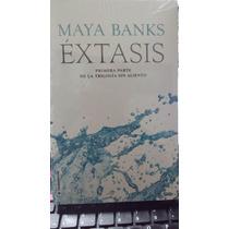 Extasis, Maya Banks, Libro Nuevo Original Cerrado Vbf
