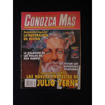 Conozca Más.las Nuevas Profecias De Julio Verne
