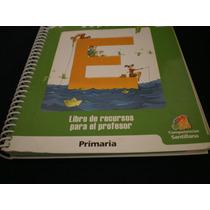 Español - Competencias Santillana - Primaria