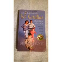 Libro Los Siete Hábitos De Las Familias Altamente Efectivas.