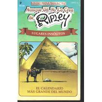 Aunque Usted No Lo Crea De Ripley Lugares Insolitos Libro 2