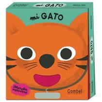 Mi Gato Patricia Geis Libro P/ Cuidar Tu Mascota 3+ Combel