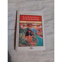 Libro Las Aventuras De Tom Sawyer, Mark Twain. Ed. Altaya.