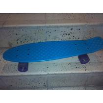 Skateboard Penny Cruiser 23 Patineta (prácticamente Nueva).