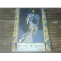 Benavente. Pepa Doncel.1929. Pida Fotos.