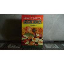Libro Dulces Y Postres Mexicanos Christina Reyna