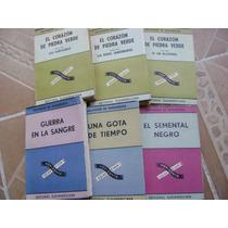 Esquiveles Y Manriques. 6 Vol. Salvador De Madariaga. $1199